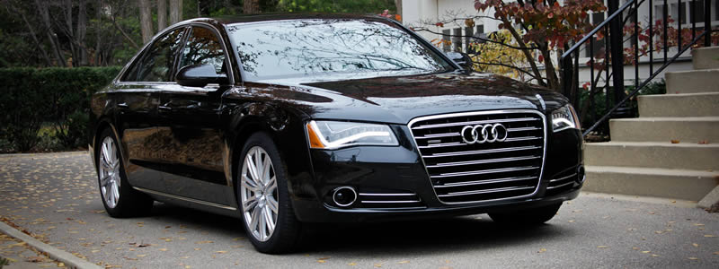 Vehicles Audi A8 The Dallas Transporter Luxury Limos Of Texas Stretch Limo Party Bus